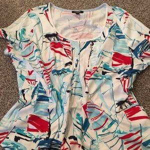 Chaps 3X shirt